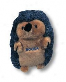 Booda Soft Bite Dog Toy - Black And Brown