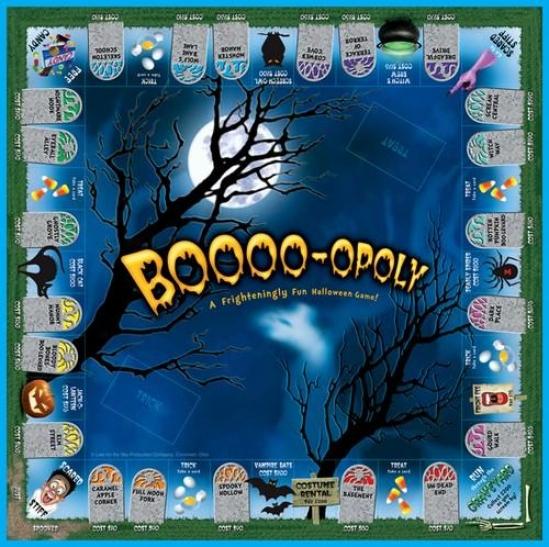 Boooo-oooly: The Board Game - Its Creepy!