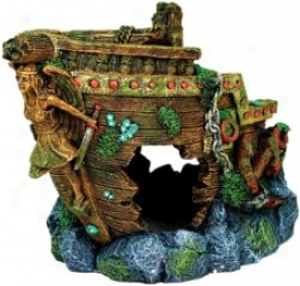 Bow Shipwreck Extra-large Aquarium Ornament