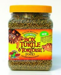 Box Turtle And Tortoise Food