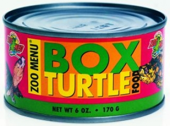 Box Turtle Feed - 6 Oz