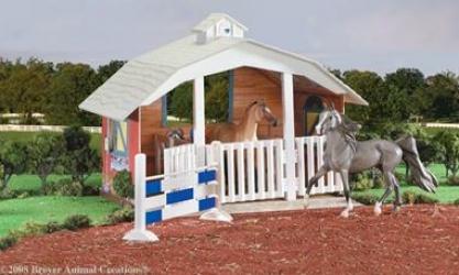 Breyer - Classics Barn