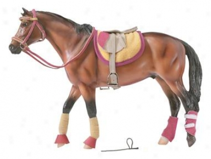 Breyer English Riding Set