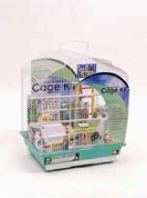Cage Dometop Kit For Medium Birds - Assorted - Mean average