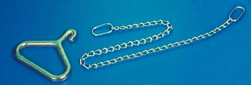 Calf Ob Chain - 60 Inch
