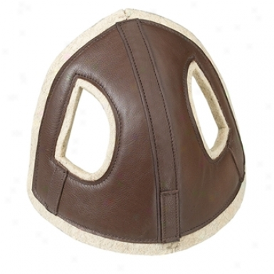 Camelot Horse Head Bumper / Brown - Brown - Horse