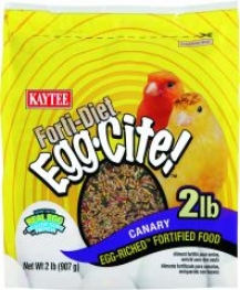Canary Fortidiet Eggcite - 2 Pounds