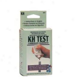 Carbontae Kh Test Kit