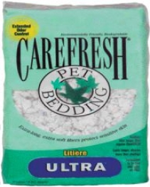 Carefresh Pet Small Animal Bedding Ultra - 10 Liters