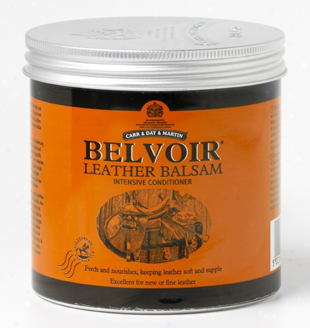 Carr & Day & Martin Belvoir Leather Balsam Intensive Conditioner - 500ml