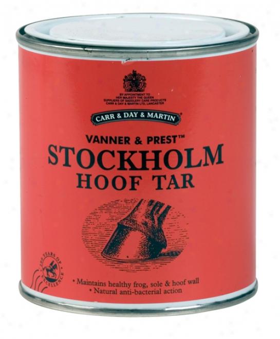 Carr & Day & Martin Horsee Vanner & Pest Stockholm Hoof Tar - 455ml