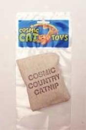 Catnip Cat Toy - White