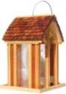 Chapel Feeder For Birds - Brown