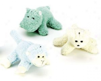 Chenille Puppy Toy - Assorted