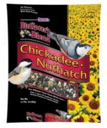 Chickadee/nuthatch Seed - 4. 5 Pounds