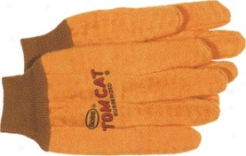 Chore Work/garden Gloves - Yellow - Extra Large