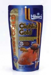 Cichlid Fish Food Gold Sinking