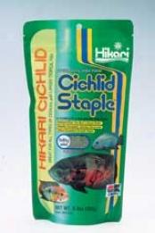 Cichlid Fish Food Staple - 8.80 Ounce