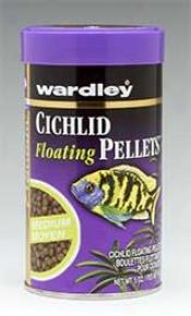 Cichlid Ten Pellet Food - 5 Oz
