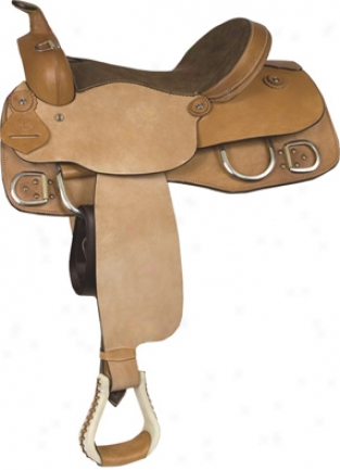 Circpe P Instruction Leather Saddle