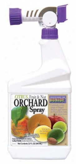 Citrus Nut Orchard Insect Spray - 1 Quart