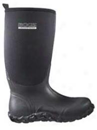 Classic Higy Boot For Men - Blafk - Men's 14