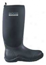 Classic High Boot For Women - Black - Women's 9