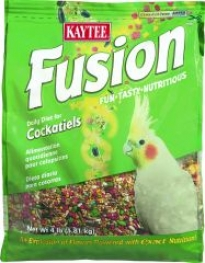 Cockatiel Fowl Feed Fusion - 4 Pounds