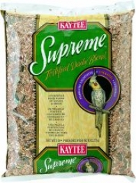Cockatiel Bird Feed Supreme Mix