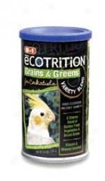 Cockatiel Grain More Greens - 6.5 Oz.