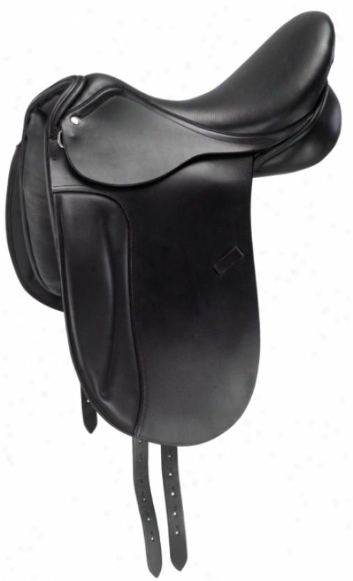 Collegiate Mentor Dressage Saddle