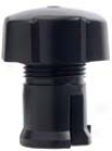Collet Fastener Black 1in 6