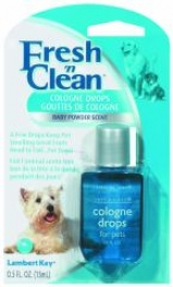 Cologne Baby Powder For Pets - Baby Powder - 1/2 Ounces