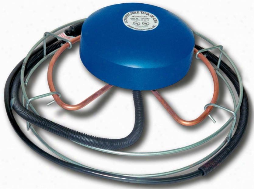 Convertible De-icer - 1500 Watt