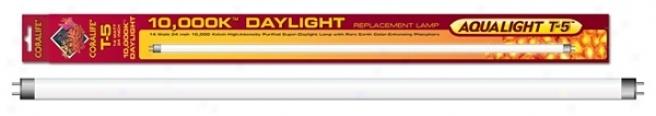 Coralife 10000k T-5 Daylight Fluorescent Aquarium Lamp