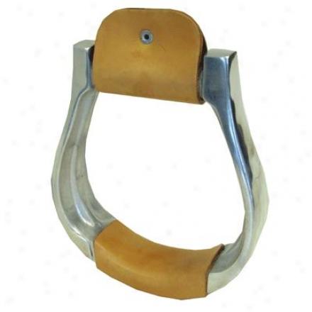 Coronet Aluminum Oxbow Stirrip - 0