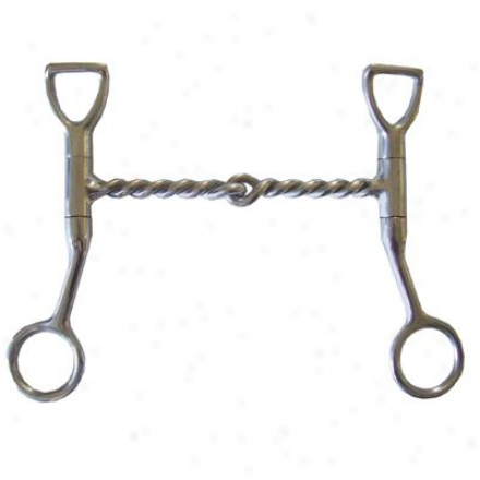 Coronet Tom Thumb Twisted Wire Wdstern Bit - 5