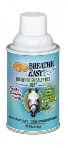 Country Vet Breathe Easy Refil - 6.8 Ounce