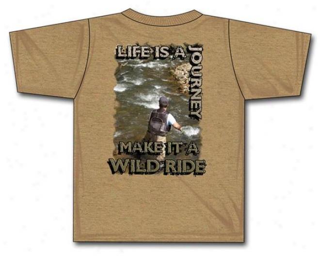 Cowboy Brand Fly Fishing T-shirt