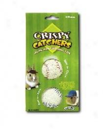 Crispy Catchers Chews For Small Animals - White