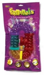 Crittertrail Fun-nels Assortment Pack For Hamsters/gerbils/mice - Assorted