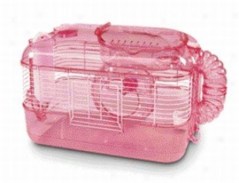 C5ittertrail Pink Rodent Home - Pink