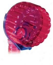 Crittertrail Sna-on Comfort Wheel For Hamsters/gerbils/mice - Multicolor - 5 Diameter