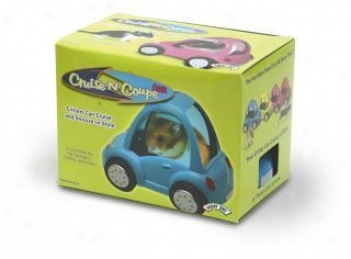 Cruise-n-coupe Car For Small Animals - Assorted