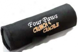 Crunfh And Crackle Toy For Dogs - Black - Small