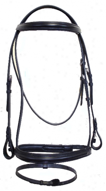 Da Vinci Padded Dressage Bridle