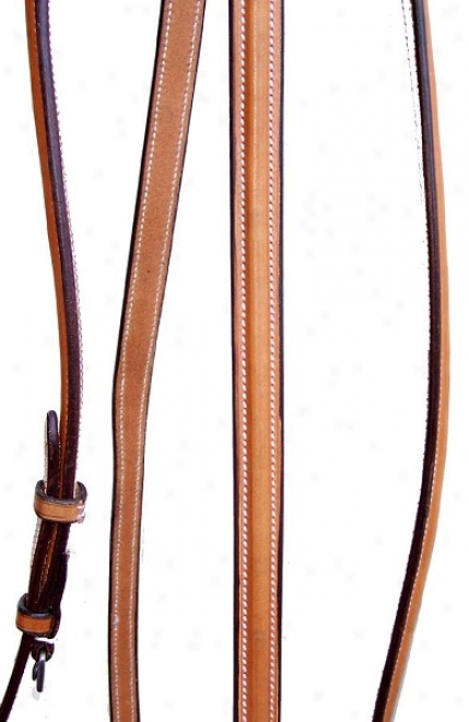 Da Vinci Plain Raised Standing Martingale - London/newmark - Horse
