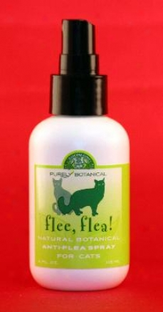 Dancing Paws Botanical Flee, Flea Spray For Cats