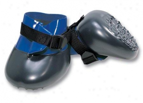 Davis Cow Boot - Blue/grey