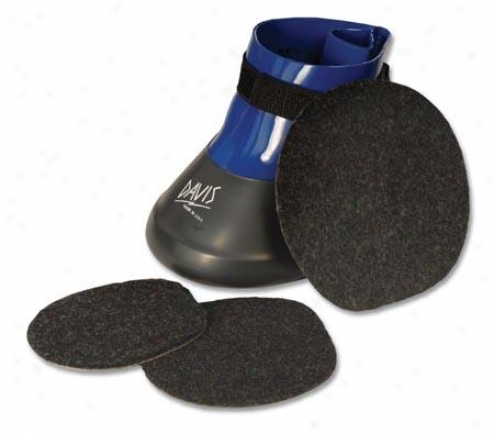 Davis Replacement Theraputic Hoof Pads - #3